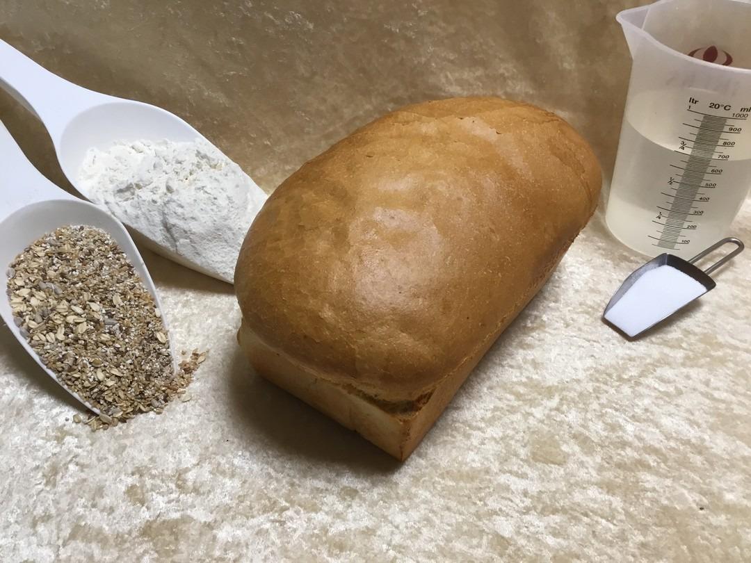 Lang wit brood - Bakeronline