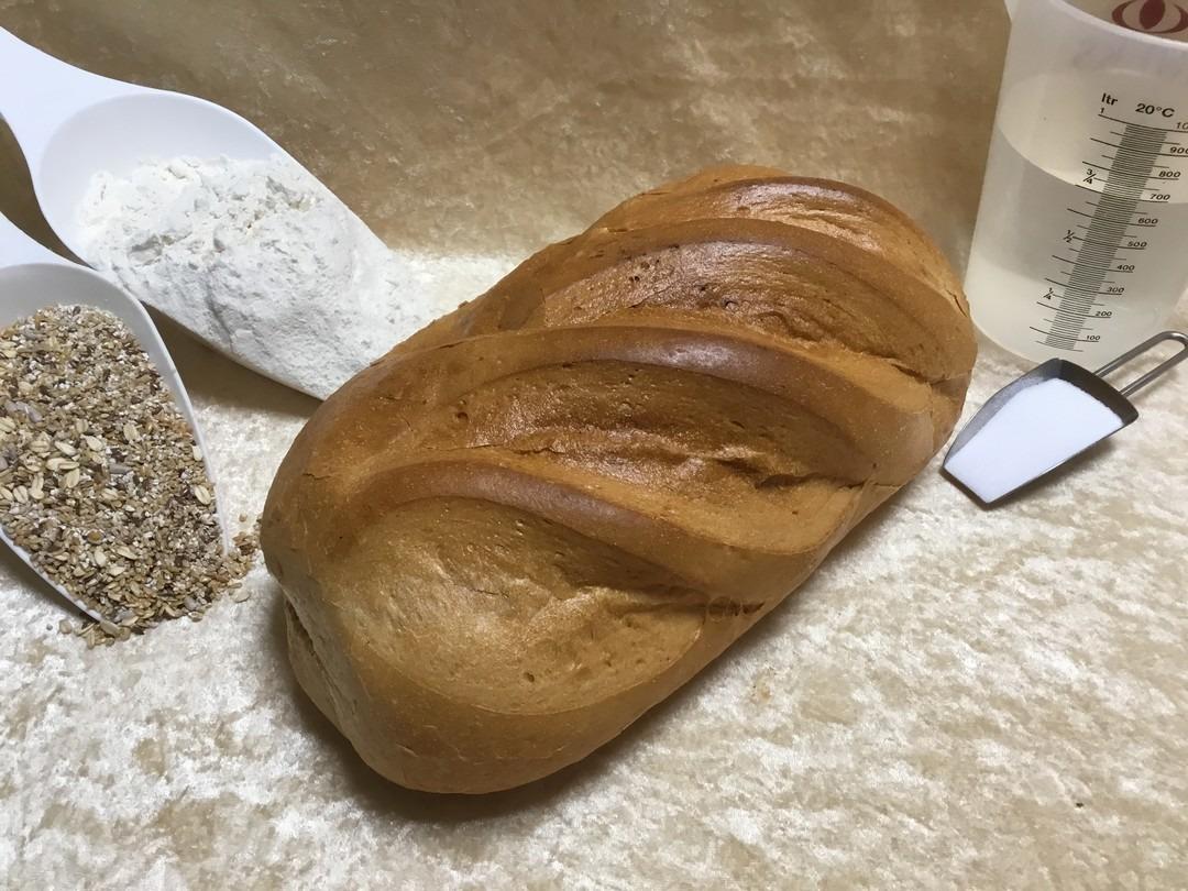 Lang galet wit brood - Bakeronline