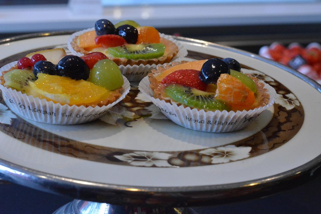 Vers fruittaartje (1 pers.) - Bakeronline