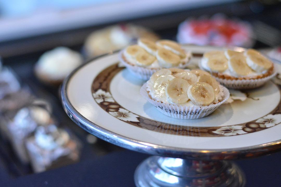 Bananentaartje (1 pers.) - Bakeronline