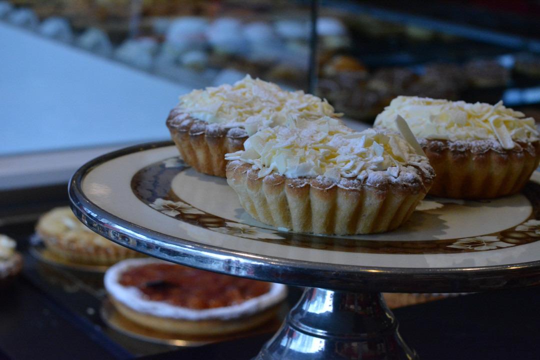 Smurfentaartje (1 pers.) - Bakeronline