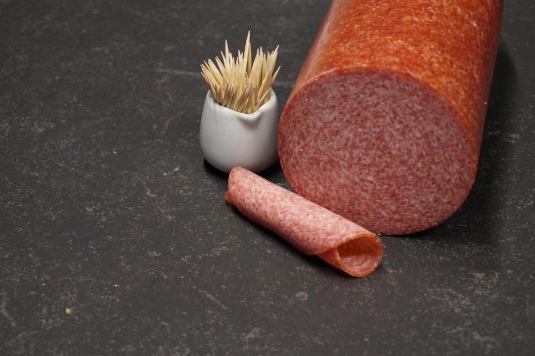 salami zonder look - Bakeronline