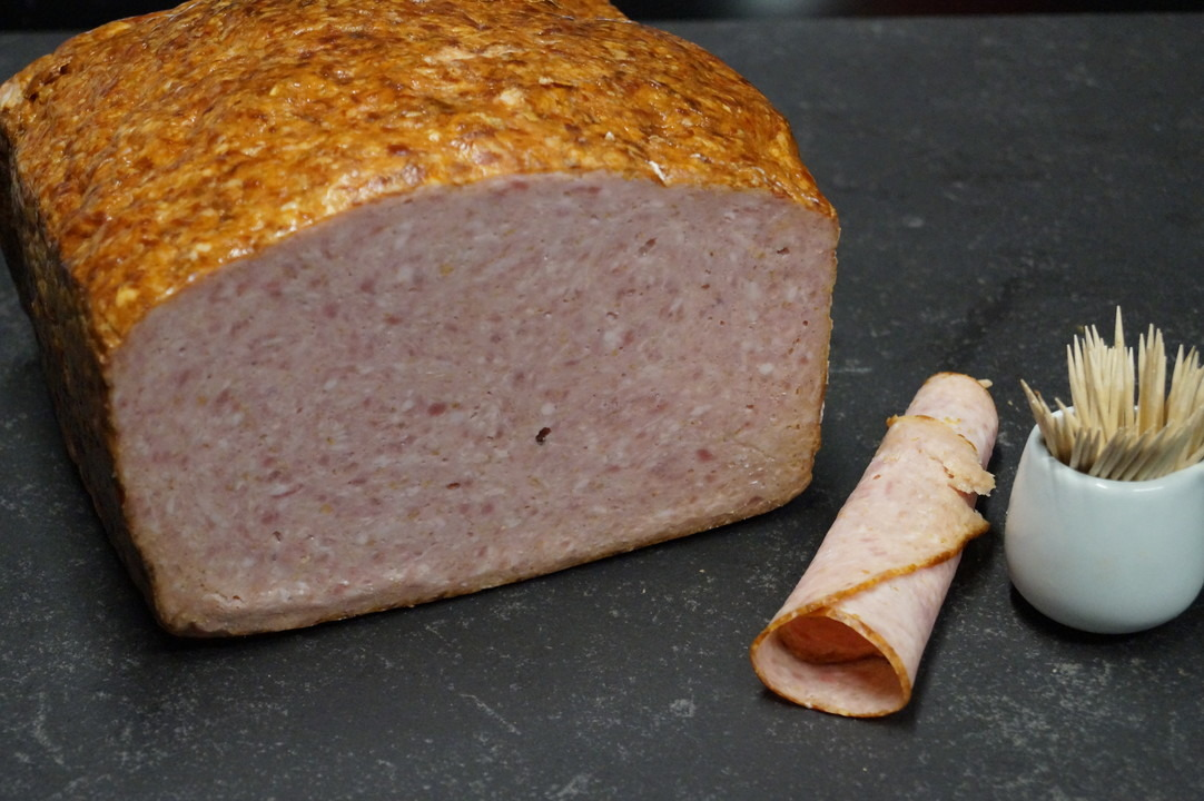 Gebakken vleesbrood - Bakeronline