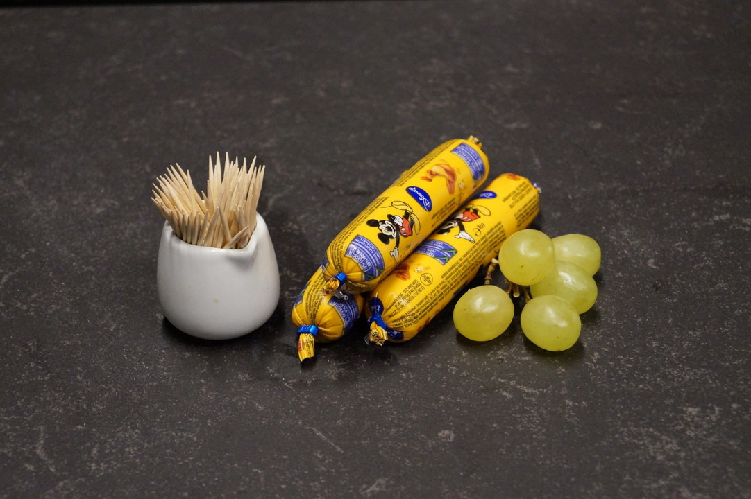 Mini mickey worstjes - Bakeronline