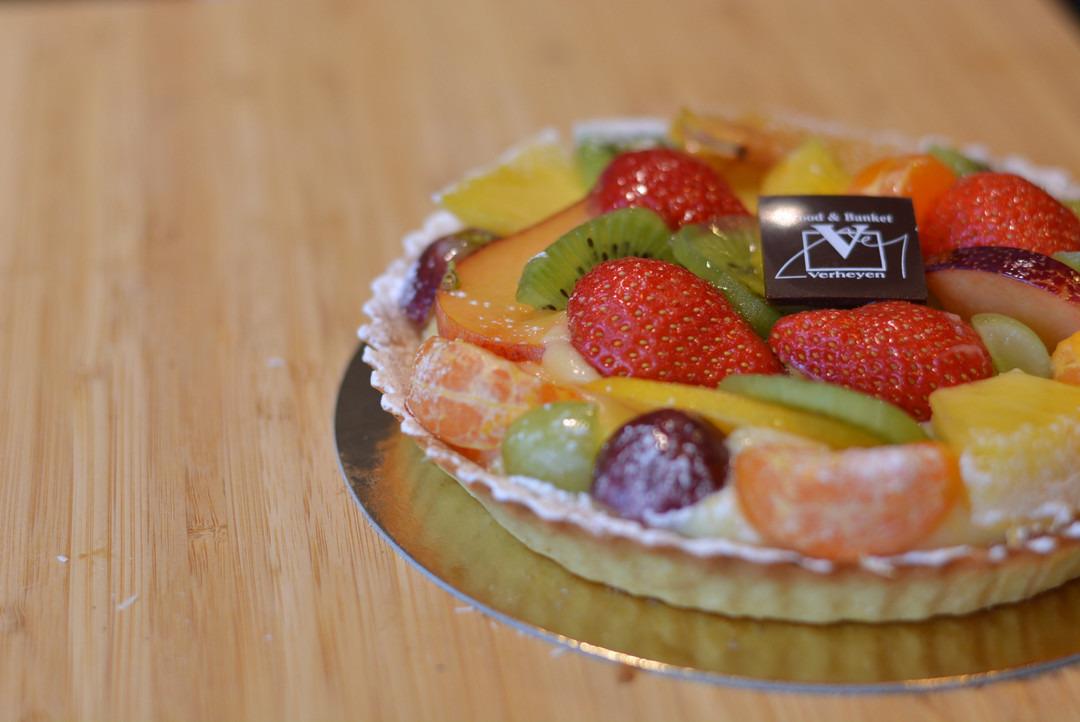 Vers fruittaart (4 pers.) - Bakeronline