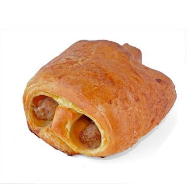 Dubbel worstenbrood - Bakeronline