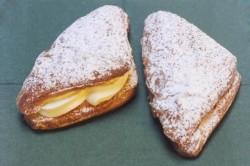 Brioche conf driehoek - Bakeronline