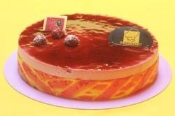 Mousse framboos 6p - Bakeronline