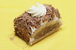 Chocoladebisc taartje - Bakeronline