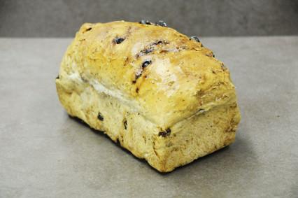 Bruin met rozijnen - Bakeronline