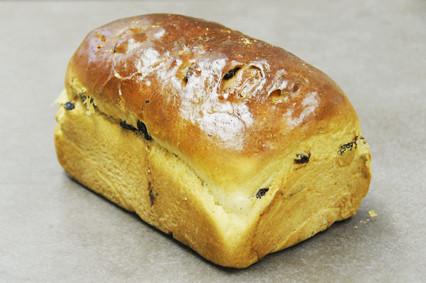 Groot rozijnenbrood - Bakeronline