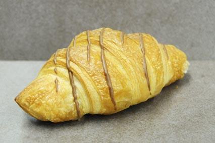 Croissant met chocolade - Bakeronline