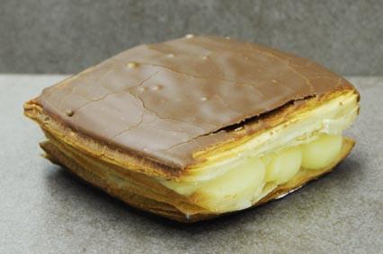 Cremekoek chocolade - Bakeronline