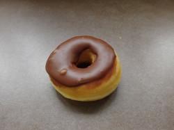 Donut chocolade - Bakeronline