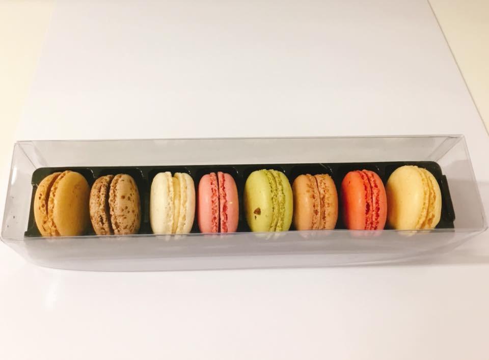 Macarons assortiment - Bakeronline