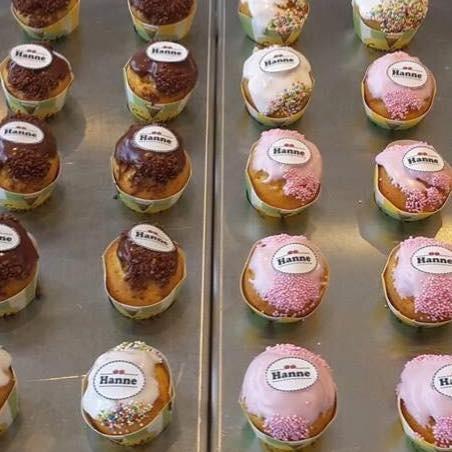 Cone cakes gepersonaliseerd - Bakeronline