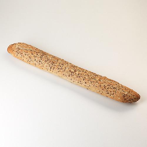 Meergranenstokbrood groot - Bakeronline