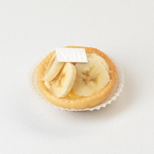 Mini bananentaartje - Bakeronline