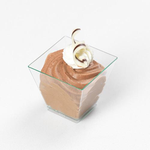 Mini chocomousse - Bakeronline
