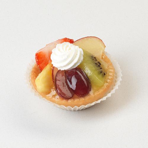 Mini fruittaartje - Bakeronline