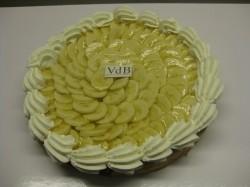 Bananentaart - Bakeronline