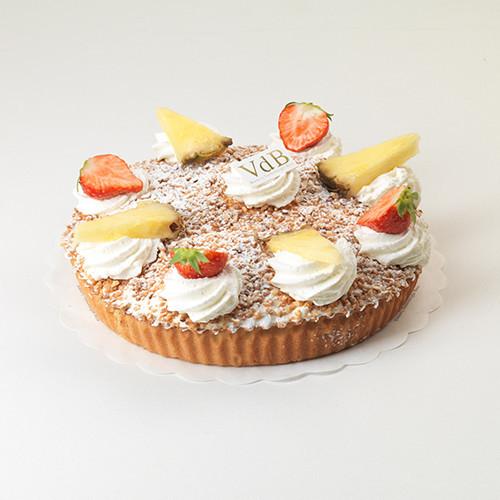 Brésiliennetaart - Bakeronline