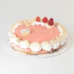 Frambozensuprise - Bakeronline
