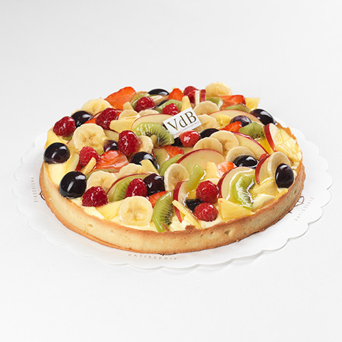 Fruittartelette - Bakeronline