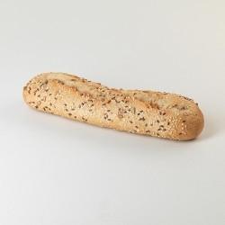 Meergranenstokbrood klein - Bakeronline