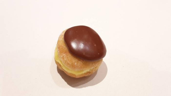 Mini boul de berlin chocolade enkel verkrijgbaar vanaf 6 stuks - Bakeronline