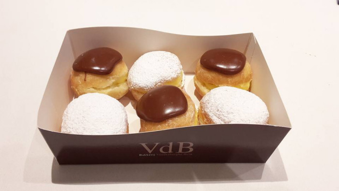 Bakje 6 mini bouls assortiment - Bakeronline