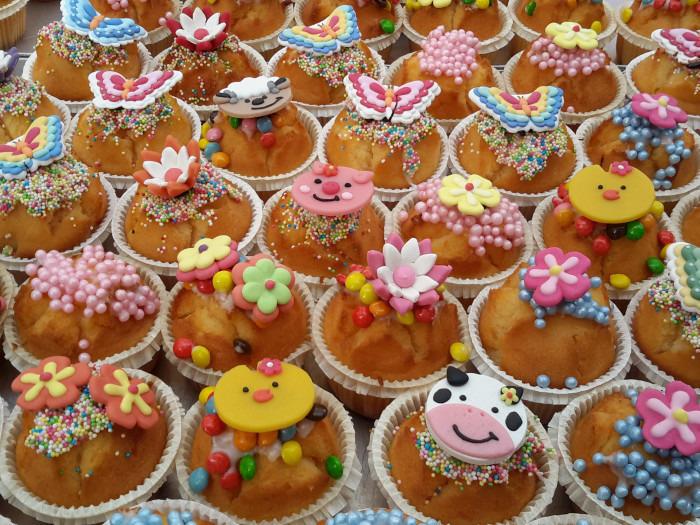 """Muffin """" de luxe"""" - Bakeronline"""