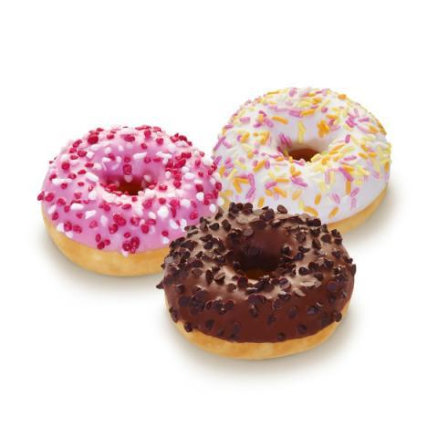 Mini donuts assortiment  - Bakeronline