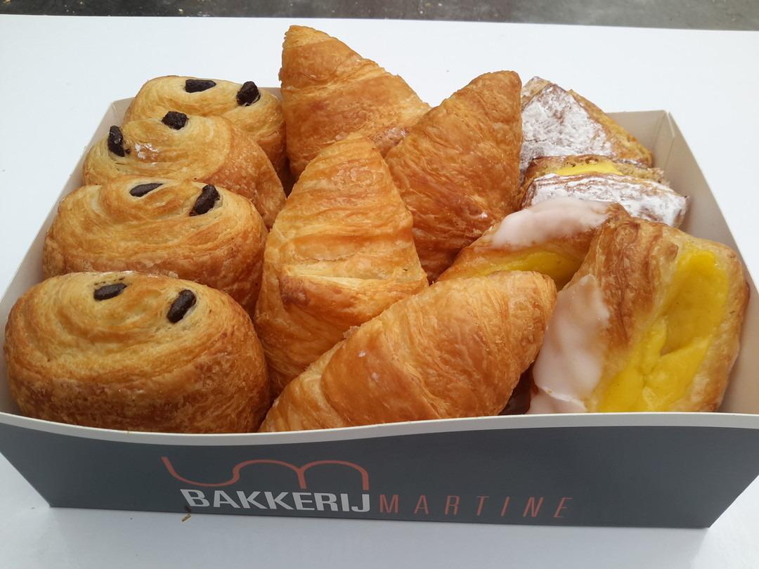 Koffiekoekjes mini ( schaaltje van 10 st) - Bakeronline