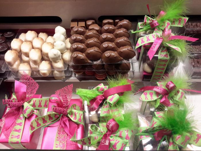 Pralines mooi verpakt ( volgens seizoen ) - Bakeronline