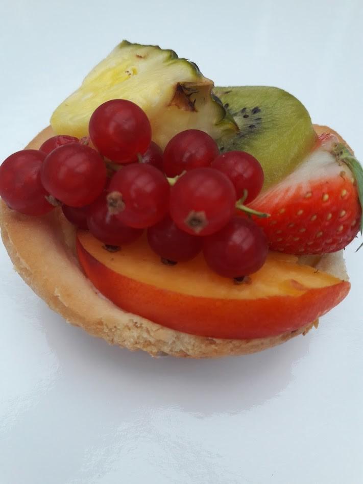 Suikervrij fruittaartje - Bakeronline