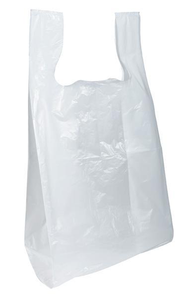 Plastiekzak GROOT  - Bakeronline
