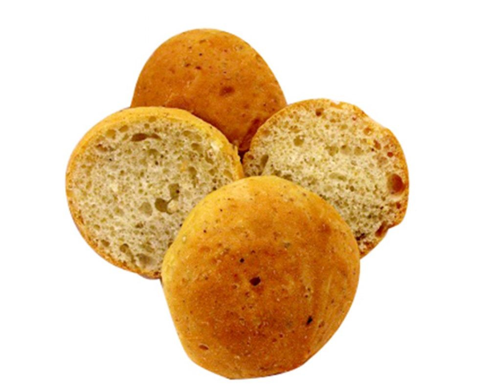 mini broodjes vezelrijk (zakje 6 st) - Bakeronline