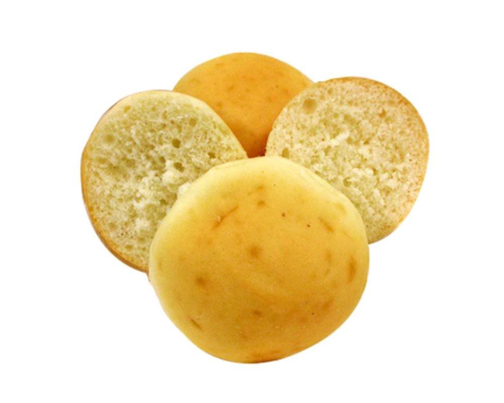 mini broodjes wit ( zakje 6 st) - Bakeronline
