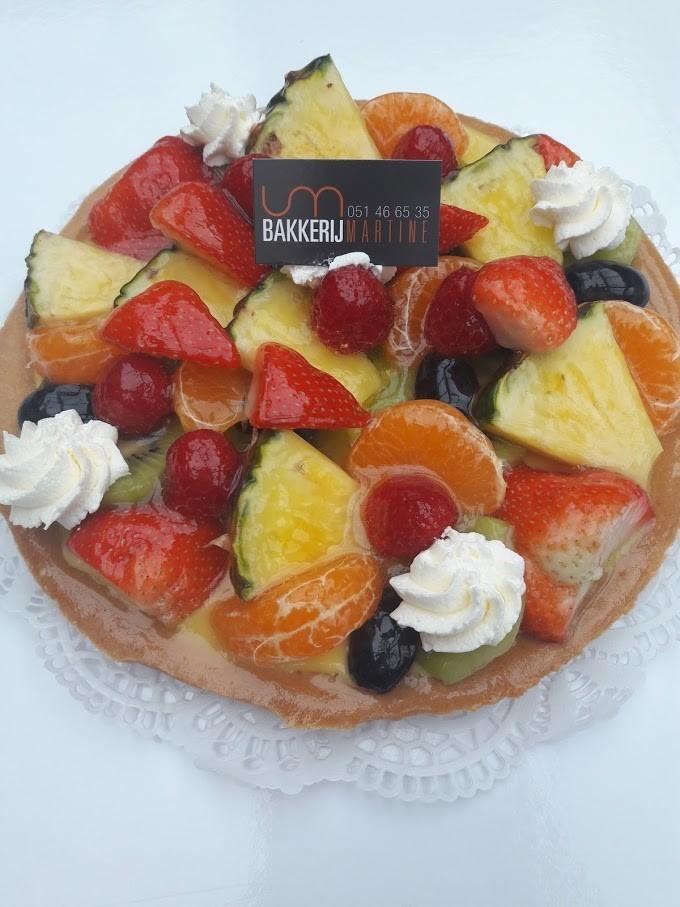 Fruittaart zanddeeg - Bakeronline