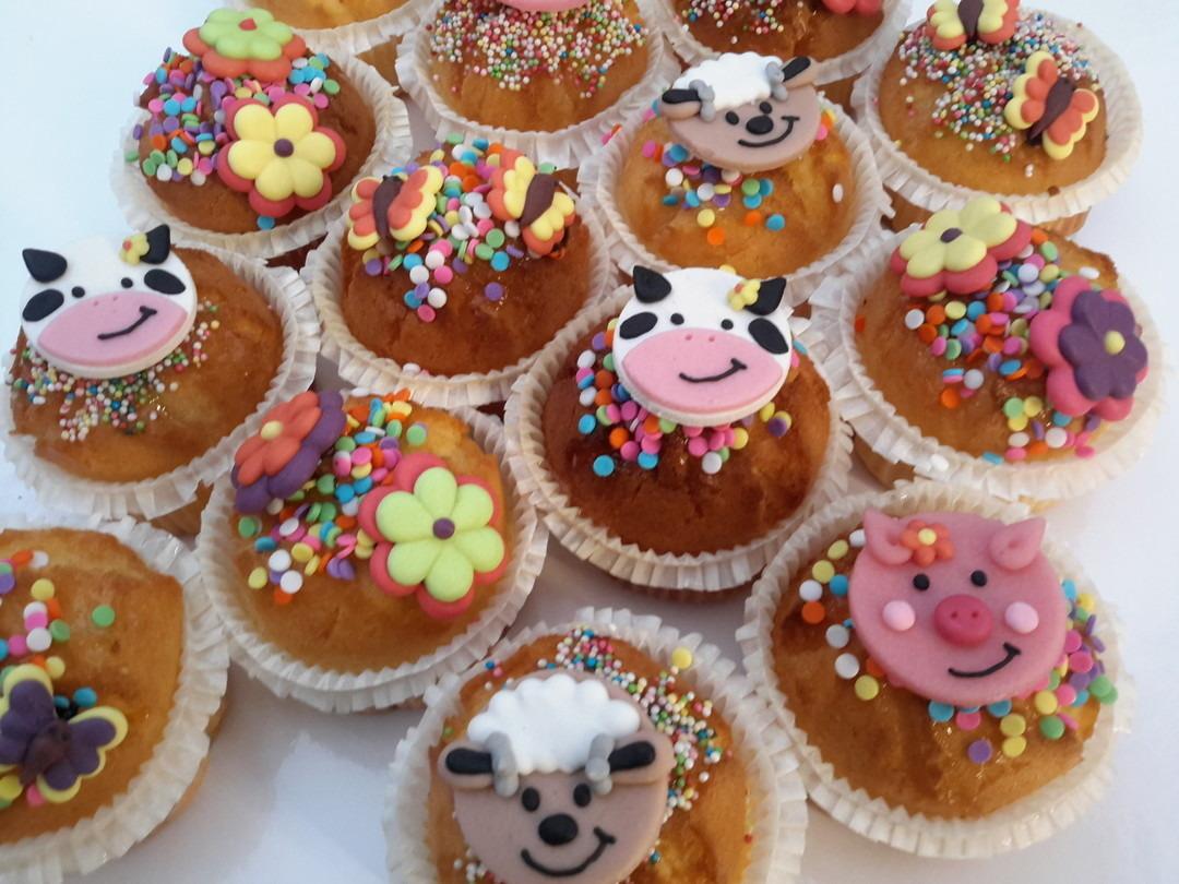 """Muffin """" de luxe """" assorti  - Bakeronline"""