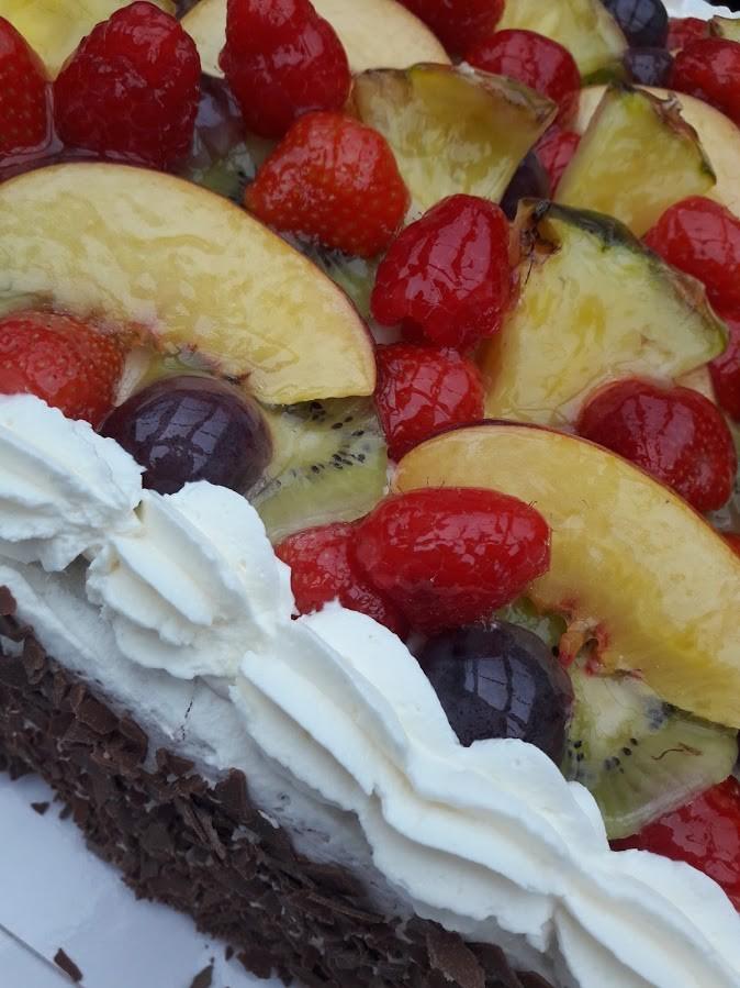 Biscuit vers fruit & meringue - Bakeronline