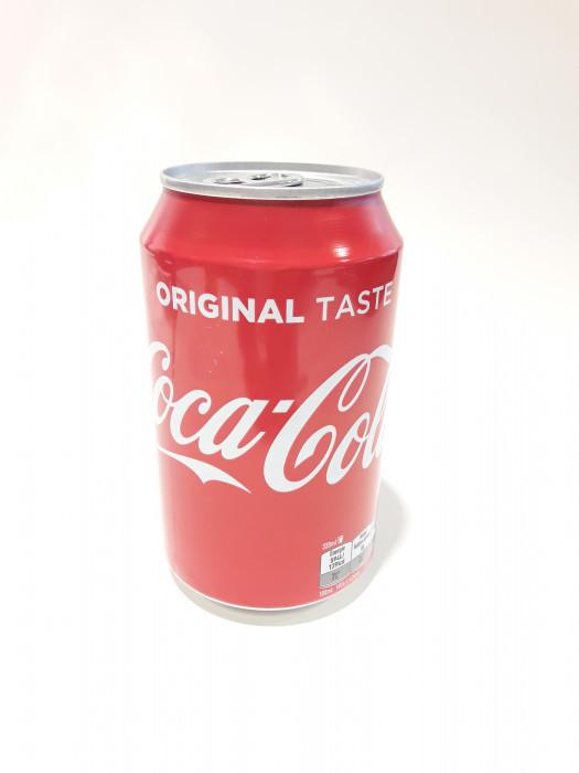 Coca cola blik 33cl - Bakeronline
