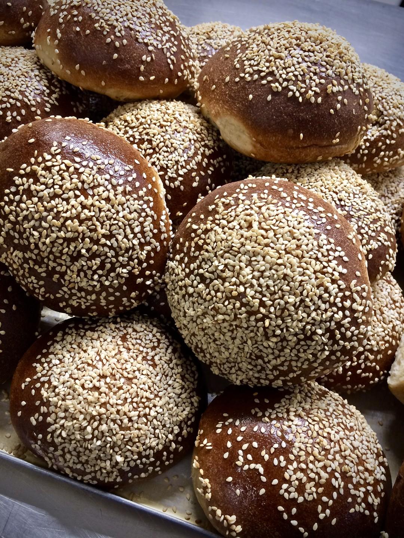 Hamburgerbroodjes - Bakeronline