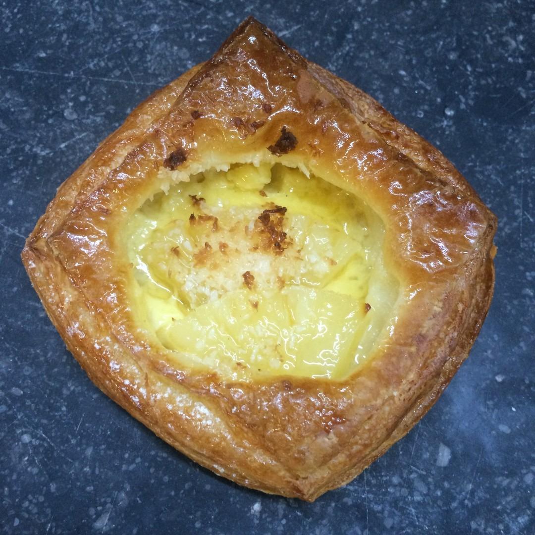 Brioche ananas - Bakeronline