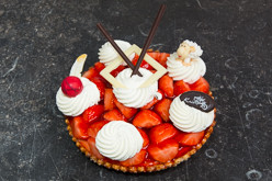 Aardbeientaart - Bakeronline