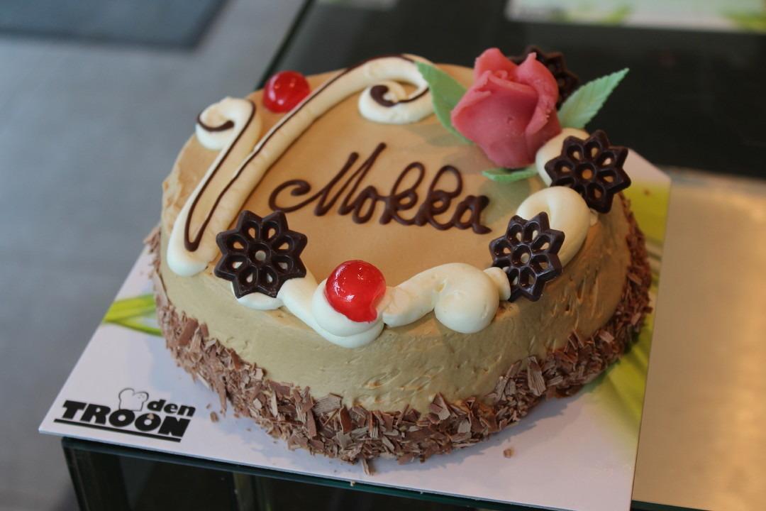 Boterroomtaart - Bakeronline