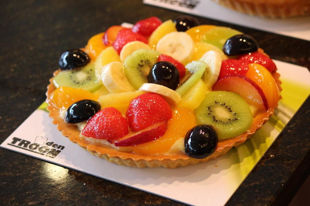 Vlaai gemengd fruit 4 tot 6 personen - Bakeronline