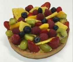 Verse fruittaart - Bakeronline
