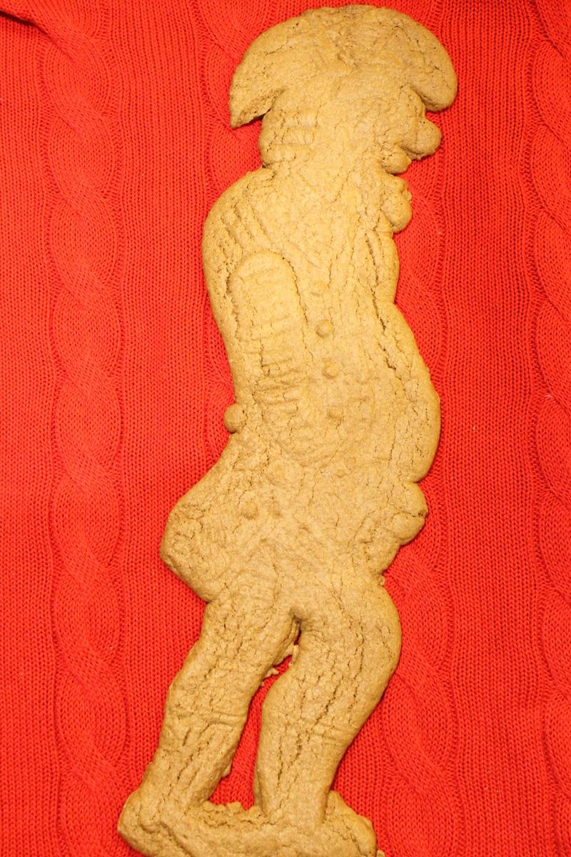 venten speculaas 57 cm 500 gr - Bakeronline
